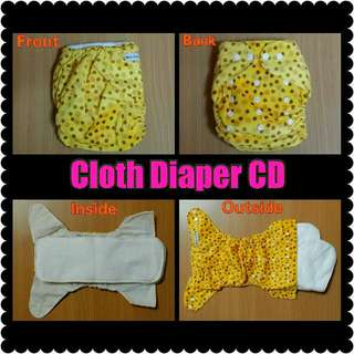 Baby Cloth Diapers (CD)