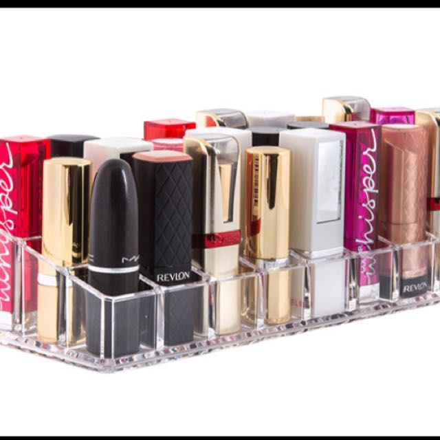 REDUCED!! 24-pieces Lipstick Holder