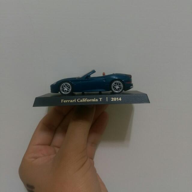 7-11法拉利經典模型車