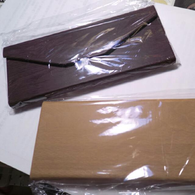 三角可收納文青造型眼鏡盒