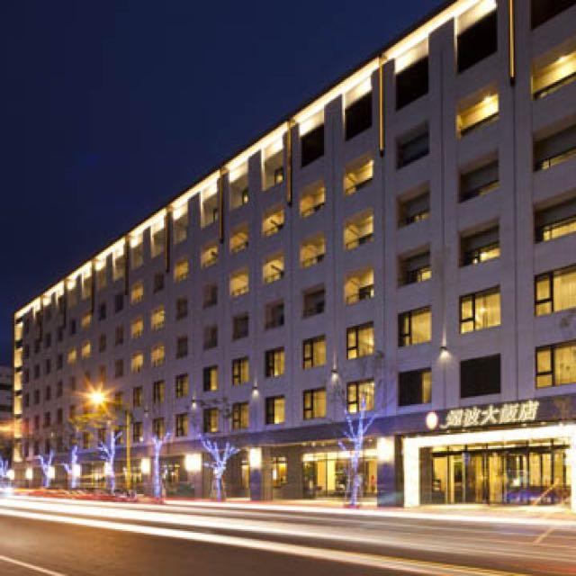 煙波大飯店花蓮館 雙人房升等四人房