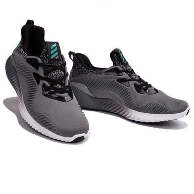 Adidas Boost 330  新款運動鞋 潮流鞋 鐵灰白 男鞋款