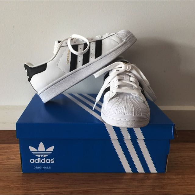 Adidas Originals Womens Superstar