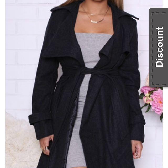 'Anastasia' Winter Coat