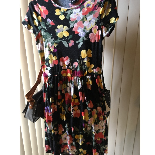 ASOS Floral Tea Dress.
