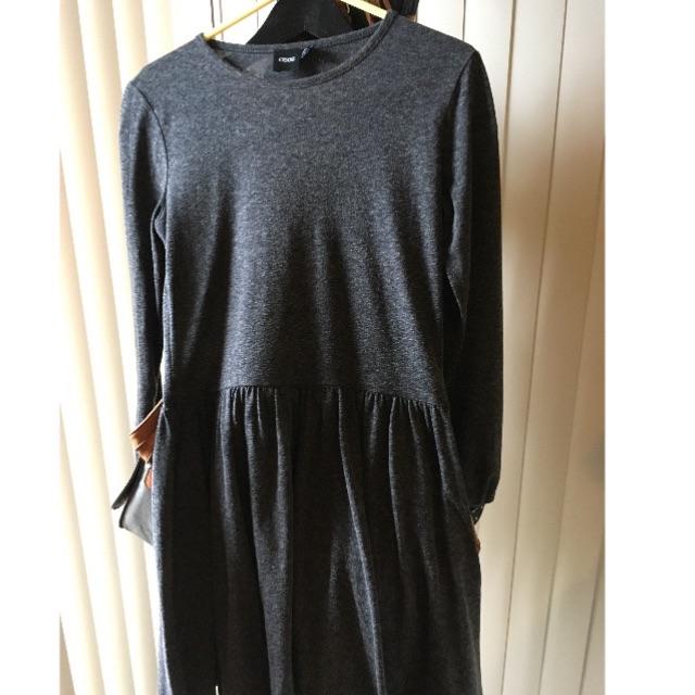 ASOS Grey Tunic Dress