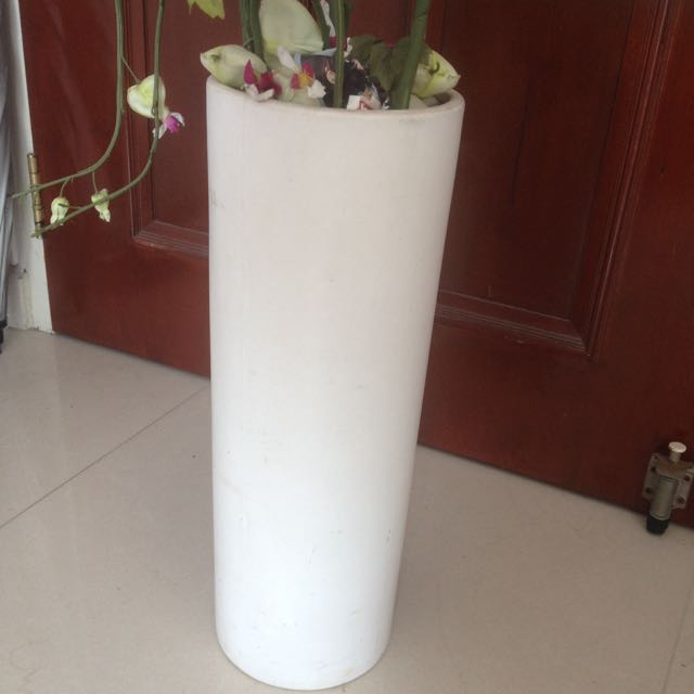 Beautiful Vase Made From Solid Ceramic