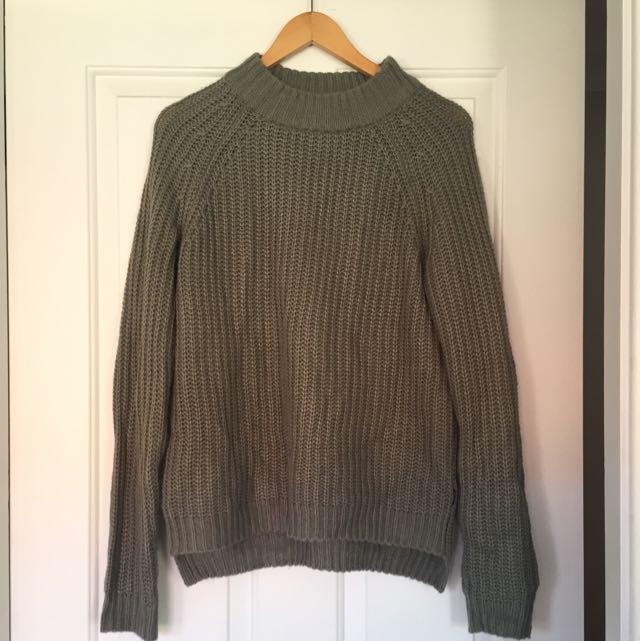 Bonds khaki Knit
