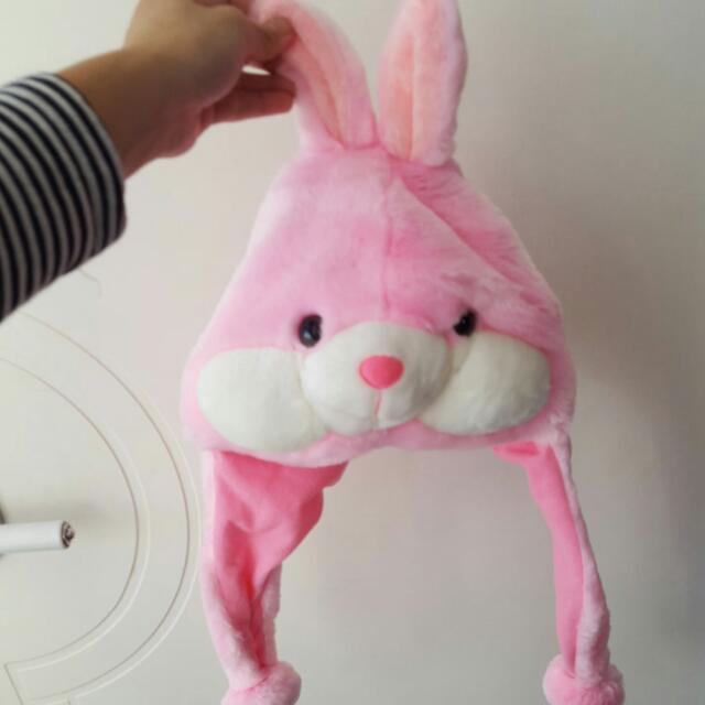 Bunny Beanie