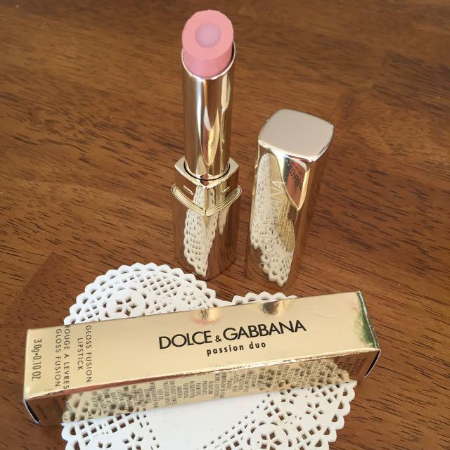 Dolce And Gabanna Lipstick/gloss