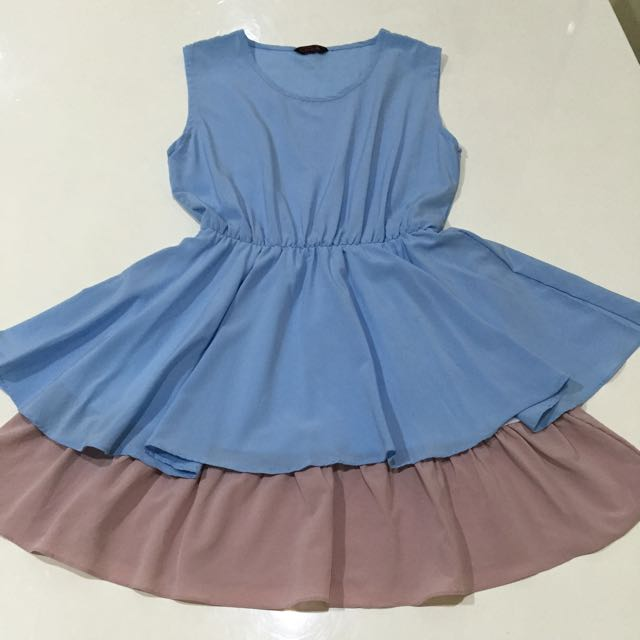 Dress 2 Lapis