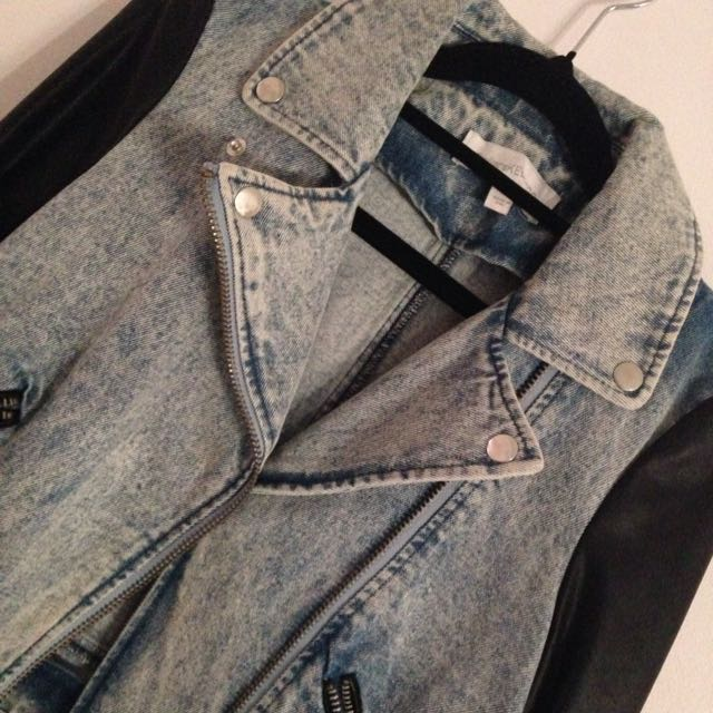 *ON HOLD* Finders Keepers denim Jacket