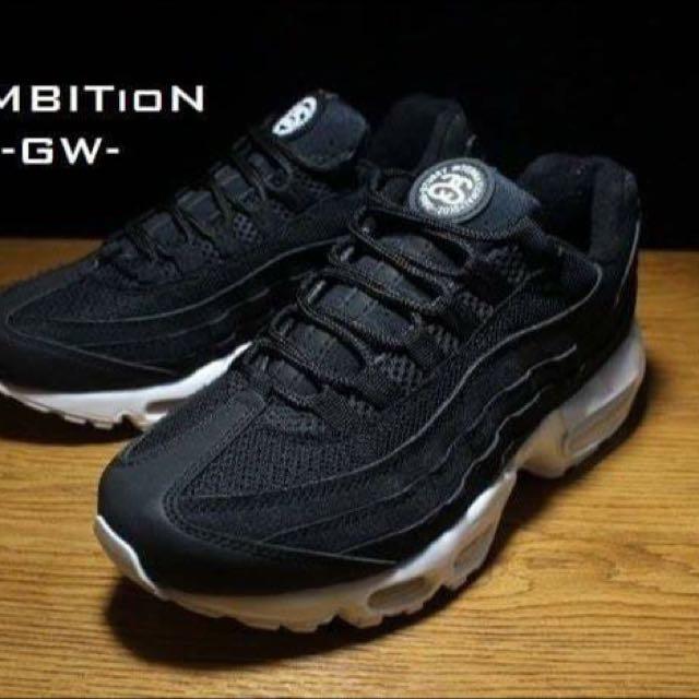 watch a490f 35abc GW嚴選-Nike air max 95 x stussy