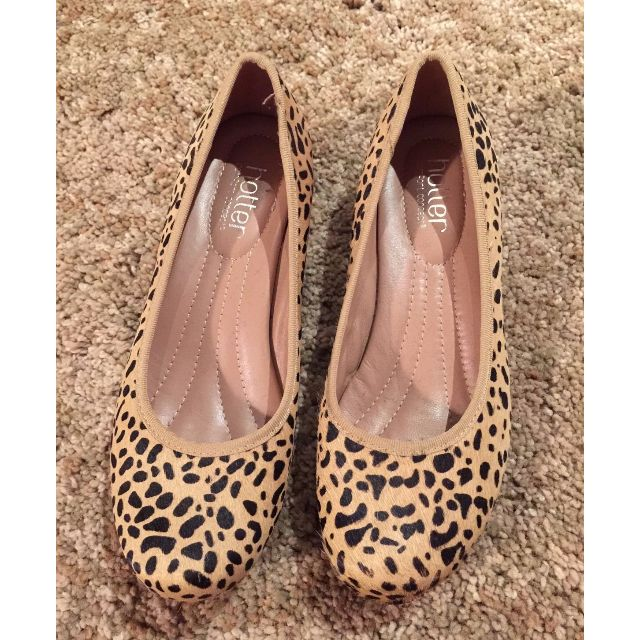 Hotter Ladies Flats Size UK 4