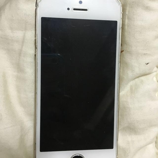 售i5s 金 16g 8.5成新