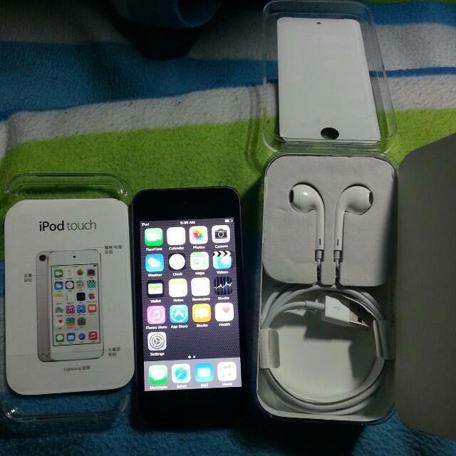 Ipod touch 5th gen. 16gb