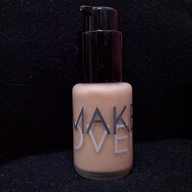 (BOOKED) Make Over Ultra Cover Liquid Matt Foundation