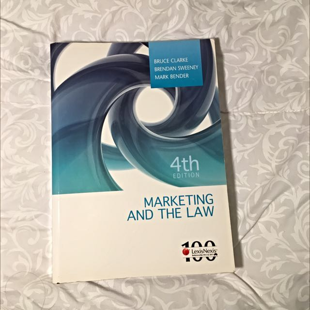 Marketing Law Textbook