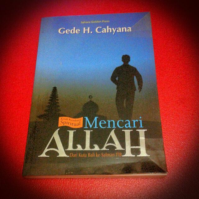 Mencari Allah - Islamic Novel