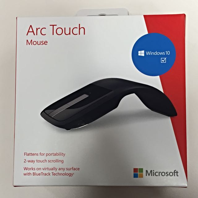 Microsoft Arc touch Mouse (wireless USB)