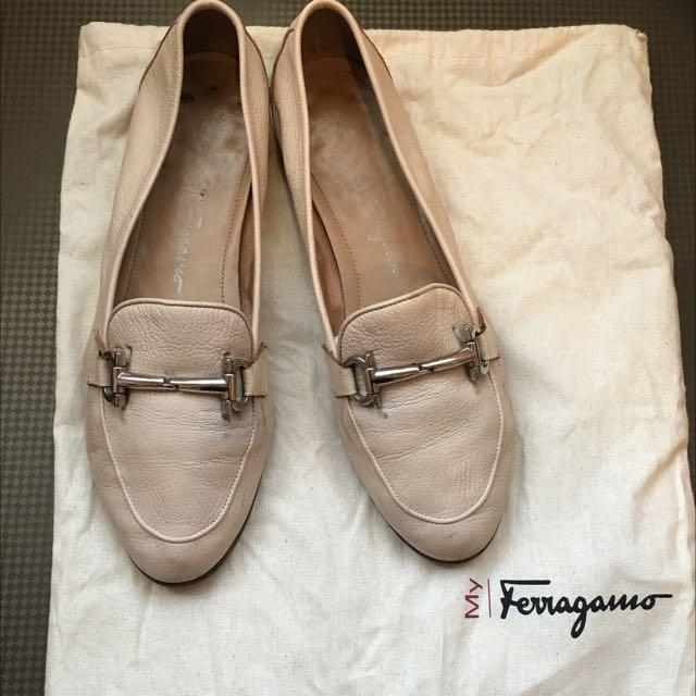 My Feragamo Flats (7)