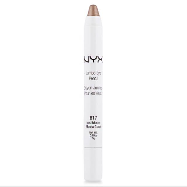 NYX Eye Jumbo Pencil Iced Mocha