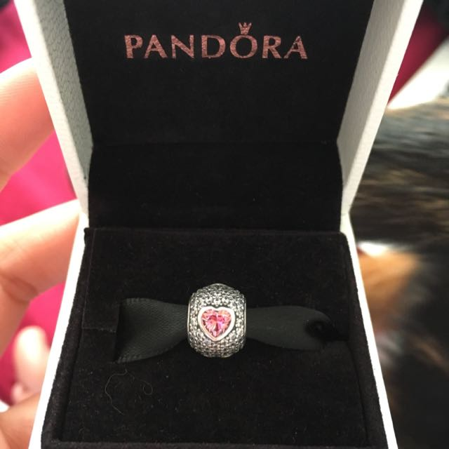 Pandora Captivating Heart