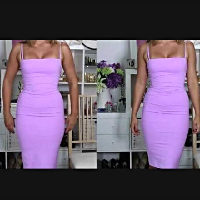 Purple Kookai Dress