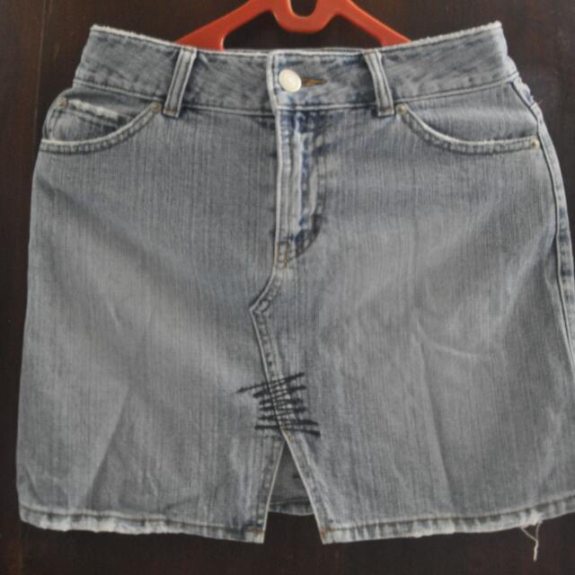 Rock Mini Skirt