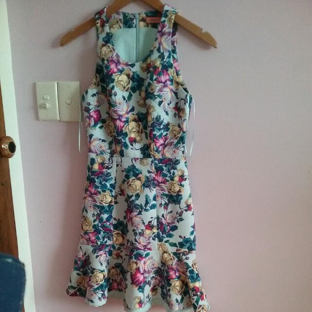 RODEO SHOW DRESS SIZE 6