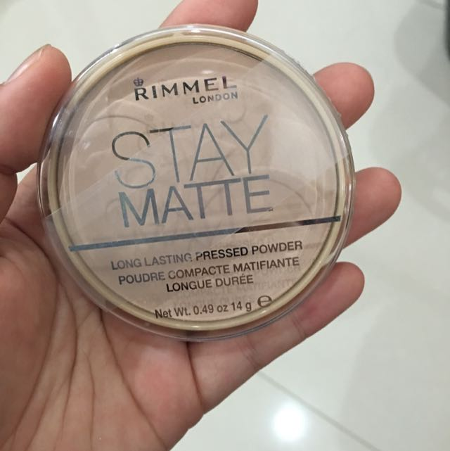 Stay Matte - rimmel london