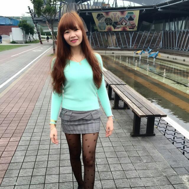 螢光綠素T,T恤
