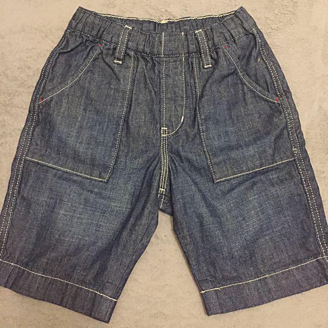 UNIQLO童褲