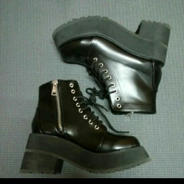 VII&CO厚底鞋(含運)