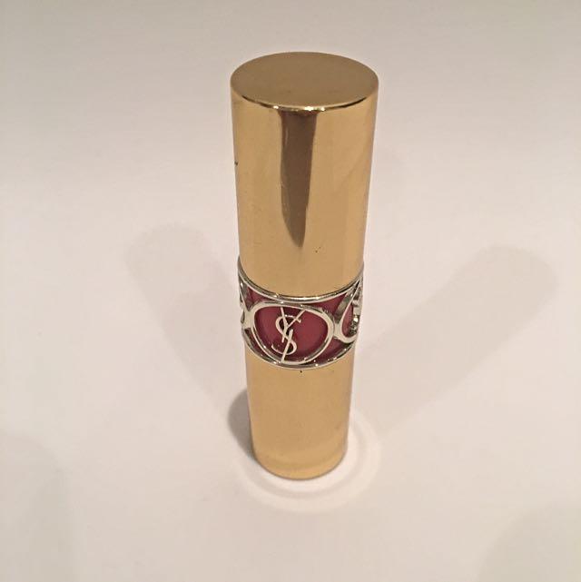 YSL Rouge Volupte Shine 12 Corail Incandescent