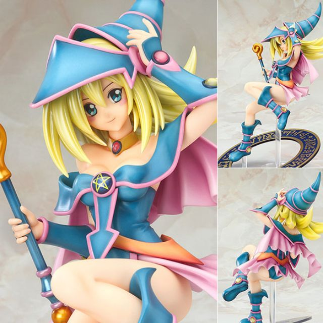 Yu-Gi-Oh! Duel Monsters - Dark Magician Girl 1/7 Complete