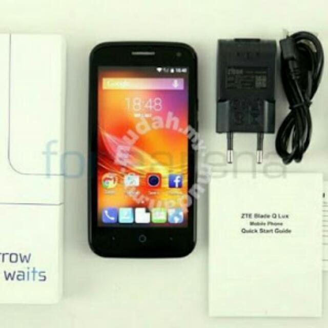 ZTE Blade Q Lux 4G LTE - 8GB
