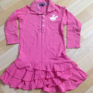 Polo dress (6yrs)