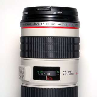 Canon 70-200 F 4 IS L - (reserved)
