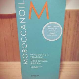 《賠錢賣》護髮聖品:摩洛哥油