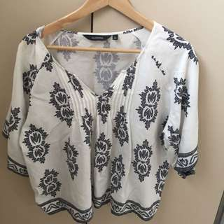 Glassons Bohemian Style Top