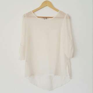 White Top Forever21