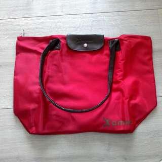 愛買購物袋2個