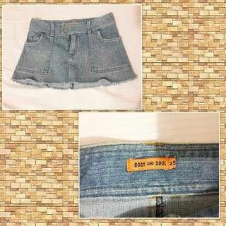 Body n Soul Skirt ORIGINAL EW-007