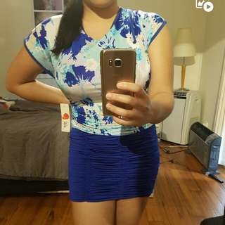 Colourful Shirt/dress