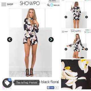 Showpo Playsuit