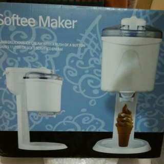 Softee Ice Cream Maker