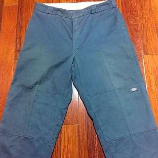 大尺碼Dickies85283鐵灰長褲
