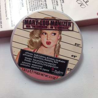 <RESERVED> The Balm - Mary Lou Manizer