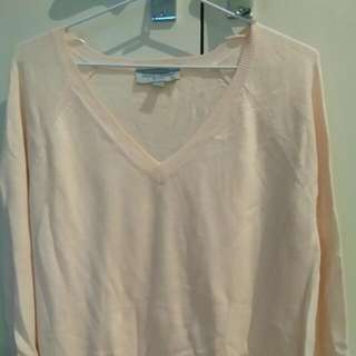 Just Jeans Pink Cardi Size 14